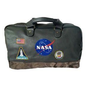 Handbags - NASA Embroidered Lifestyle Duffel Bag